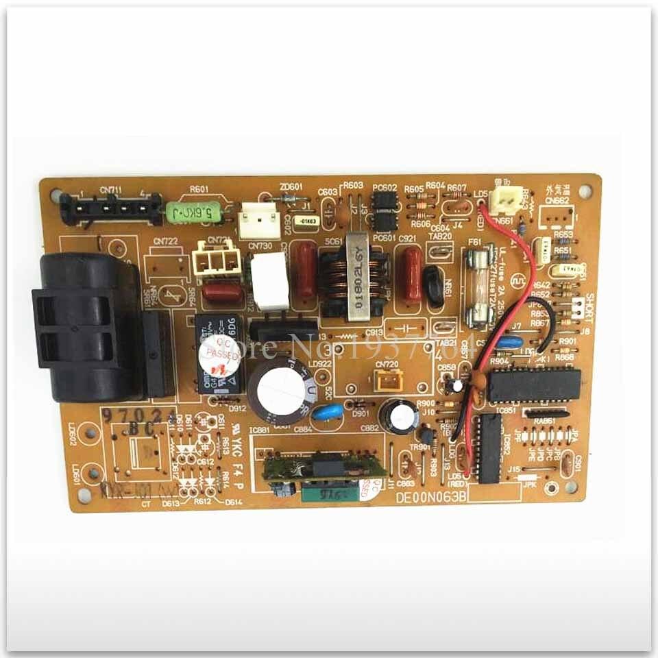 95% nouveau pour la climatisation ordinateur carte DE00N063B SE76A645G02 PCB conseil bon fonctionnement