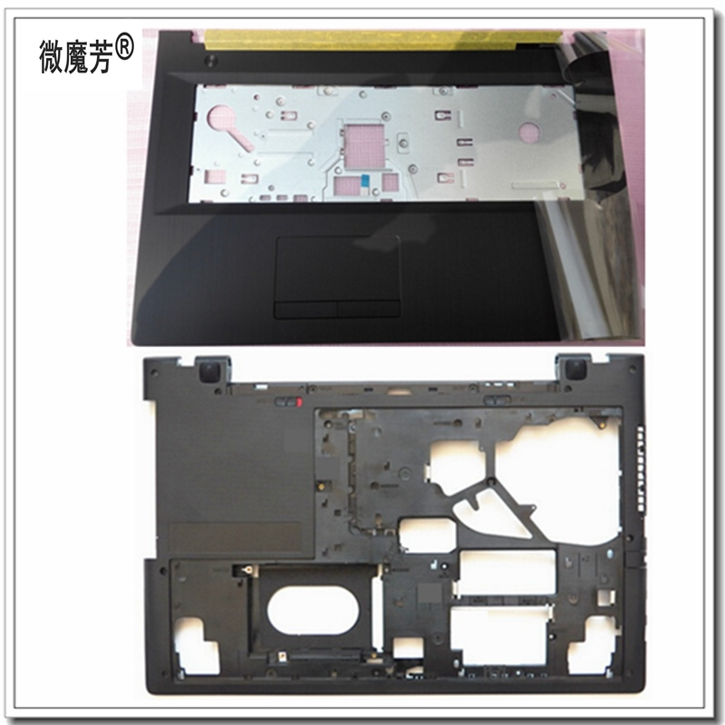 New For Lenovo G70 G70-70 G70-80 B70 B70-70 Z70 TOP COVER Palmrest Upper Case Bottom Case Cover Door AP0U1000300 AP0U1000400