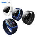 Wonlex SW315 Bluetooth Smart Watch With LED Altimeter Music Player Smartwatch Pedometer For Apple IOS Android