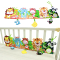 Baby bed around and cloth book with animal model baby lovely toys for baby bed MC-016
