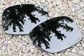 Prata metálico Chrome Substituição Esporte Holbrook Óculos De Sol de Lentes Polarizadas para Oakley 100% UVA & UVB