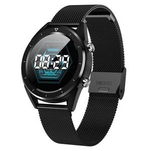 "Image 2 - Letine DT28 חכם שעון נייד תשלום אק""ג קצב לב צג גשש כושר מרובה ספורט מצבי מלא מסך מגע Smartwatch"