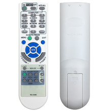 جهاز التحكم عن بعد ل NEC NP PX651X NP110 NP115 NP210 NP216G NP215 NP4001 NP216 NP PX651X + NP50 NP60 U260W U260WG DLP العارض