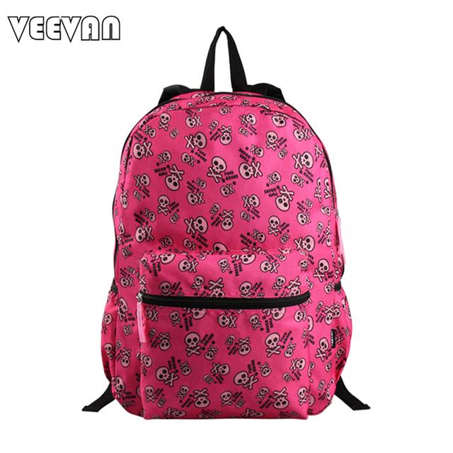 Veevan 2017 niños bolsas escuela causal mujeres mochila mochilas escolares mochilas escolares para las niñas y adolescentes mochila bolsa de libros
