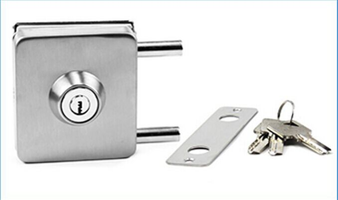 single glass swing push lock key lock with keys for entry gate glass door with frame t handle vending machine pop up tubular cylinder lock w 3 keys vendo vending machine lock serving coffee drink and so on