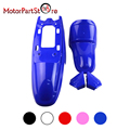 Plastic Body Fender Cover Shell Parts Kit for YAMAHA PW50 PY50 PW PY 50 PEEWEE Mini Dirt Pit Kids Bike Motocross Motorcycle