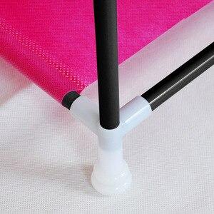 Image 5 - Organizador de sapatos para armário, equipamento à prova de poeira e à prova dágua, prateleira portátil com 10 camadas 9 grades para sapatos e móveis