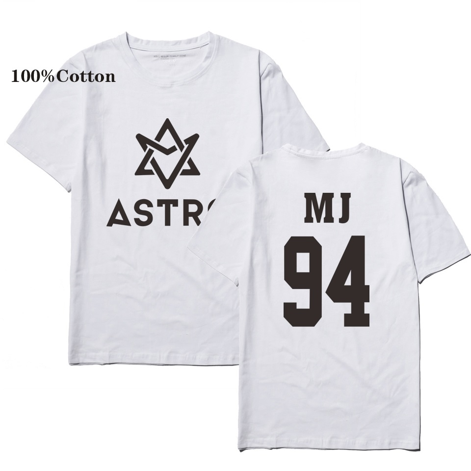 Worldwide delivery astro kpop shirt in NaBaRa Online