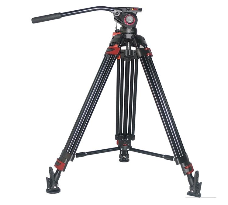 Miliboo Aluminiumlegierung MTT604A Tragbares Stativ Für SLR Kamera - Kamera und Foto