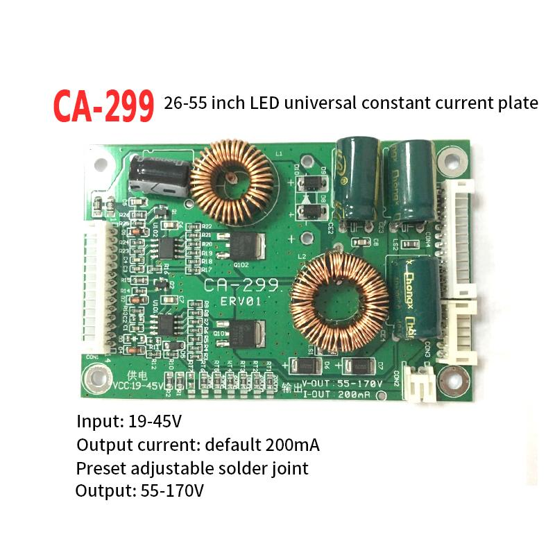 CA-299 Universal 26-55 Inch LED TV Constant Current Board High Voltage Board Boost Board LCD TV Backlight Board