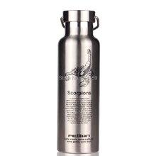 0.6L 18/10 edelstahl isolierflasche thermosflasche saugnapf reisebecher isoliert wasser outdoor wasserkocher tassen
