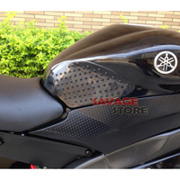 For YAMAHA YZFR6 YZF R6 2006 2013 Motorcycle Tank Traction Pad Side Gas Knee Grip Protector
