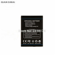 QiAN SiMAi 1pcs 100% High Quality DG700 B-DG700 4000mAh Battery For DOOGEE DG700 Mobile phone Freeshipping + Tracking Code