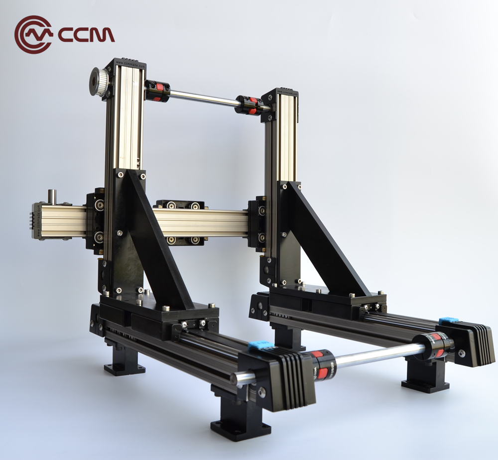 3d printing 5-Axis table belt drive actuator price
