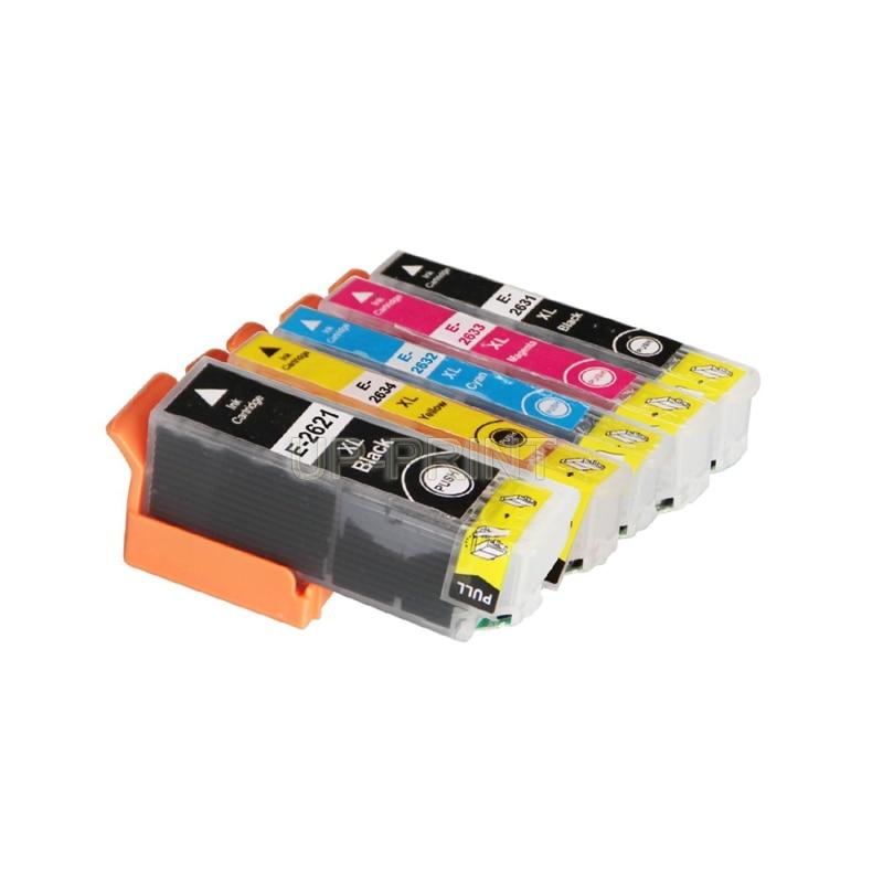 10pcs T2621 Ink Cartridge for epson XP600 / XP 600 / XP