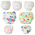 Brand 1PC Baby Training Pants Washable Reusable TPU Waterproof Nappy Diaper Cotton Newborn Cloth Diaper Soft Baby LABS Pants