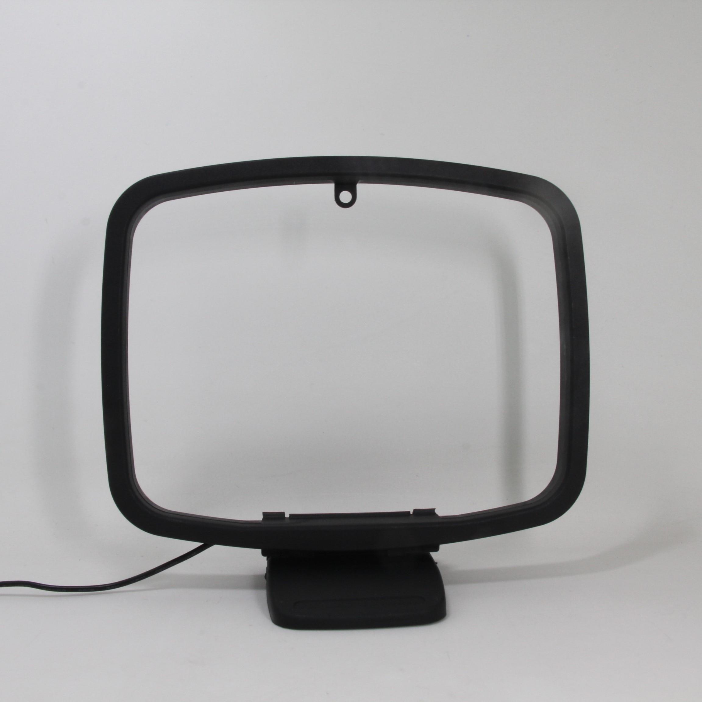 2-контактная FM-петля антенна с мини-разъемом для систем радио, аудио-ресивера