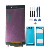 100 Tested Repair Parts For Sony Xperia Z1 L39H L39 C6902 C6903 C6906 LCD Display Touch
