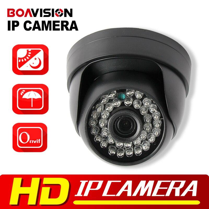 bilder für 1.0MP 2MP Ip-kamera Sicherheit 1080 P Dome H.265 IR Nachtsicht überwachungs HD 720 P Cctv-kamera IP ONVIF XMEye P2P Anzeigen BOAVISION