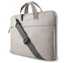 Billig fühlte laptop sleeve für macbook air/pro/retina wasserdichte schutzhülle notebook 11 13 14 15 zoll comput tasche 13,3