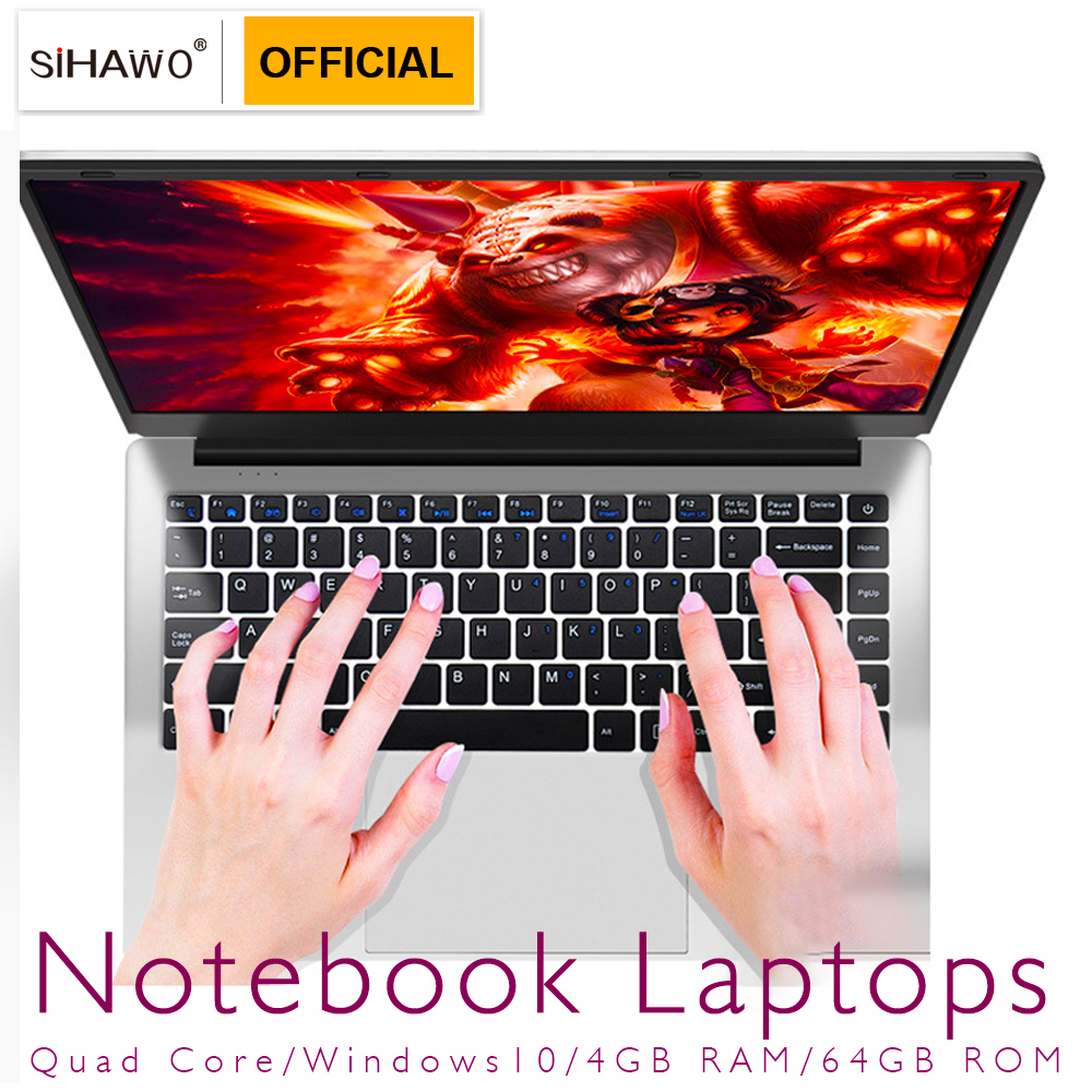 New Laptop Notebook 15.6