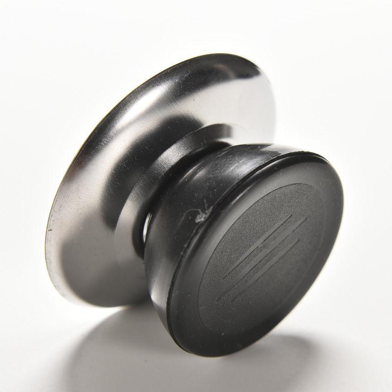 Universal Utensil Pot Pan Lid Cover Circular Holding Knob