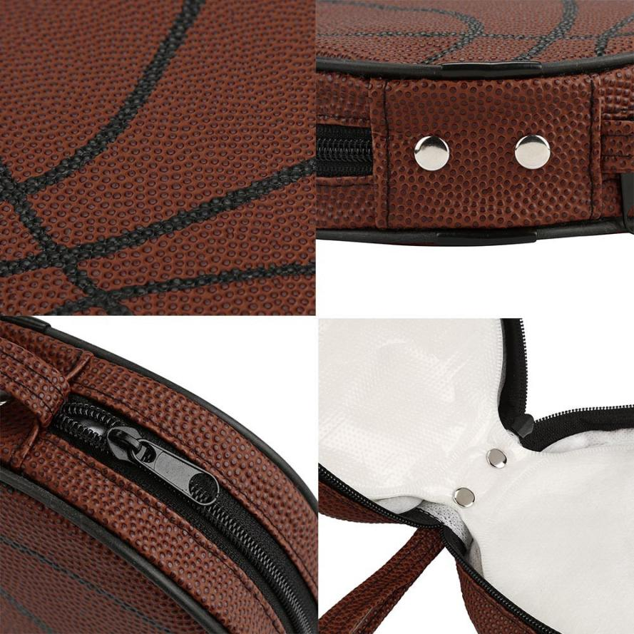 DIVV New 24 Disc CD Game DVD Creative Organizer Basketball Shape Storage Box Case Holder Drop Shipping Happy Sale ap703