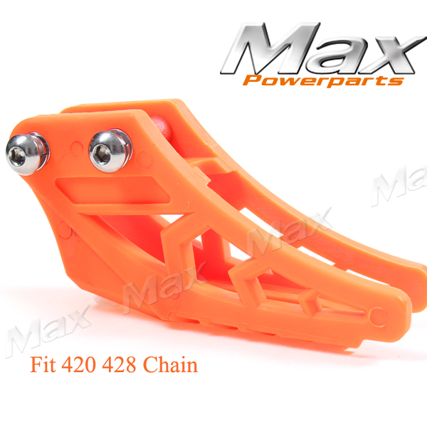 2pcs/lot CRF 250 R EXC CRF YZF KXF MX New Arrival Fit Chain Guide Chain Guard for BSE Bosuer Dirt Bike Pit Bike ABM XMOTO