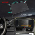 7 Дюймов GPS Навигации Экран Стали Защитная Пленка Для Volvo XC60 Управления ЖК-Экран Стайлинга Автомобилей Стикер