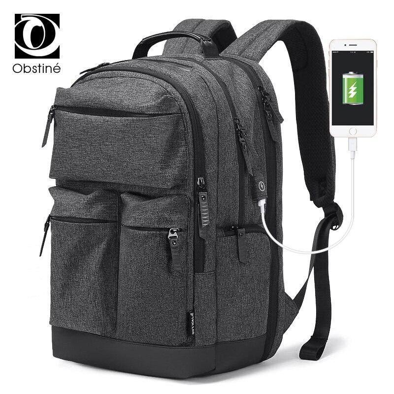 men s backpack for laptop 15 6 inch laptop backpacks for men large business travel backpack