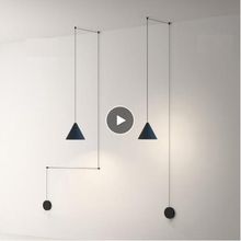 LukLoy Modern Pendant Ceiling Lamps Bedside LED Pendant Lights Hanglamp Hanging Cord Wire Suspension Light Fixture Nordic Light lukloy nordic gold ball modern pendant ceiling lamps loft for the kitchen led pendant lights hanglamp hanging light fixture