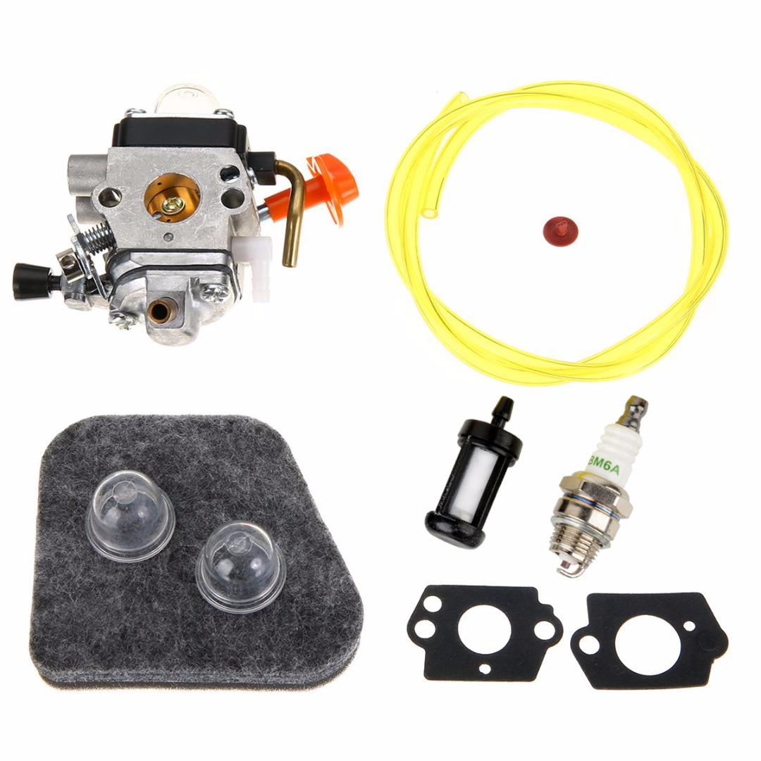 Mayitr String Trimmer Carburetor For C1Q-S174 FS87 FS90 FS110 OEM # 41801200610 Grass Trimmer Replacement Parts new arrival mayitr grass trimmer gear box head replacement for fs130 fs120 fs110 fs100 fs90 fs85 fs80