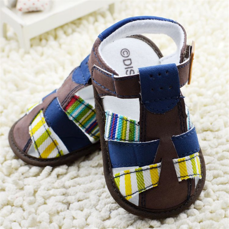 2018 Hot Sale Baby Boy Shoes Fashion Solid Colors Soft Bottom Shoes For Summer Casual Shoes Baby First Walker Shoes 2 Color