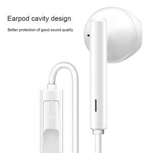 Image 2 - מקורי Huawei הכבוד סוג C Hi Res אודיו אוזניות עם בקר עבור Huawei Mate 10 פרו P20 פרו אוזניות ספורט earphoneCM33 H30