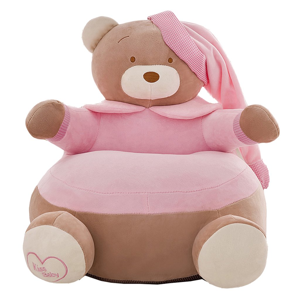 Baby Seats Sofa Couch Bean Bag Plush Soft Chair Support Seat Armchair Toys Birthday Gift For Children Kids Toddler