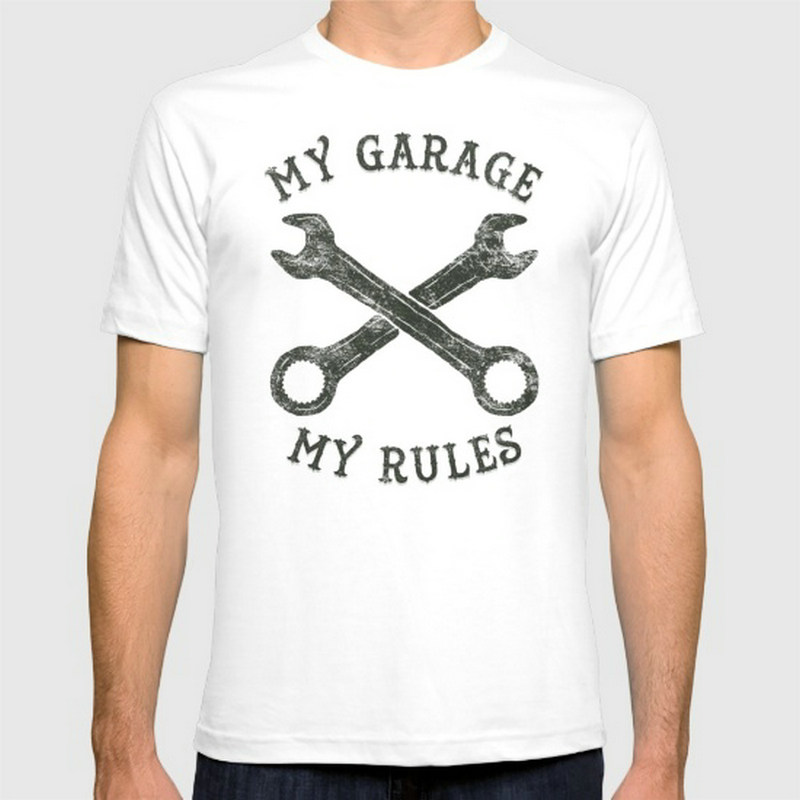 Garage clothing apply online