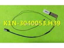 Ordinateur portable LCD LVDS câbles décran pour MSI GT72 MS1781 MS1782 K1N 3040053 H39/MSI 1763 K19 3040056 H39 1920*1080 nouveau et Original