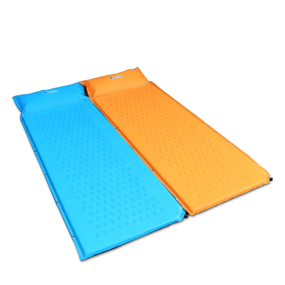 Ultralight Outdoor Sleeping Bag Camping Mat Pad Self