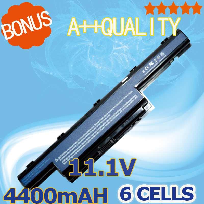 4400mAh Battery For Acer Aspire New75 5560G 5741G 5742G 5750G V3 AS10D81 AS10D71 AS10D73 AS10D75 AS10D31 AS10D41 AS10D51 AS10D61 11 1v laptop battery for acer aspire 4741 5742g 5552g 5742 5750g 5741g as10d31 as10d51 as10d81 as10d75 as10d61 as10d41 as10d71