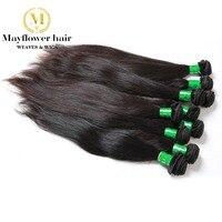 10 stücke Reine Malaysische glattes haar großhandel 100% unverarbeitete Gesunden menschlichen haar Volles häutchen intakt natürliche farbe 10-30
