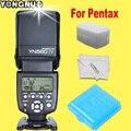 Yongnuo yn560 yn-560 iv iv yn560-iv de flash inalámbrico de flash linterna para pentax k5 k7 k20d k10d k200d kr kx km k100ds cámara