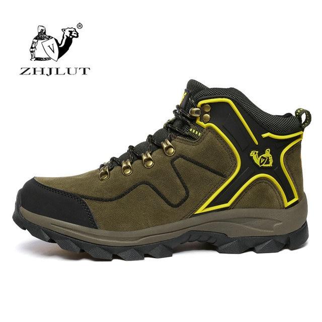 ZHJLUT Unisex Scarpe Da Trekking Uomini All aperto Arrampicata Sportiva  Donne Trekking scarpe Da Trekking 62db820f91f