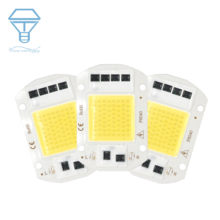 10W 20W 30W 50W AC220V LED COB Light SMD Light Engine Smart IC Chips For DIY LED Lighting Industrial Floodlight Spotlight Lamp(China)