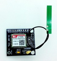 Free Shipping 5pcs Lot With PCB Antenna SIM800C Module SMS Data GSM GPRS Module Replace SIM900A