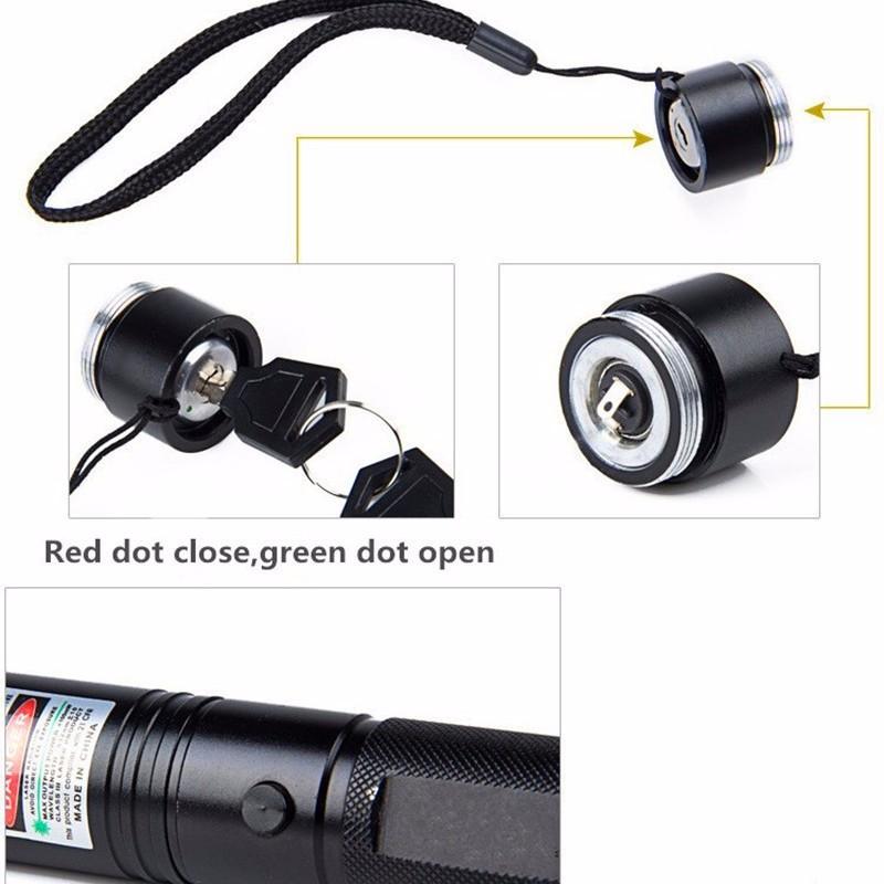 High-Quality-Promotion-303-Laser-Pointer-5000mW-Power-Green-Laser-Pointer-Pen-Lazer-Battery-18650-Burning (1)