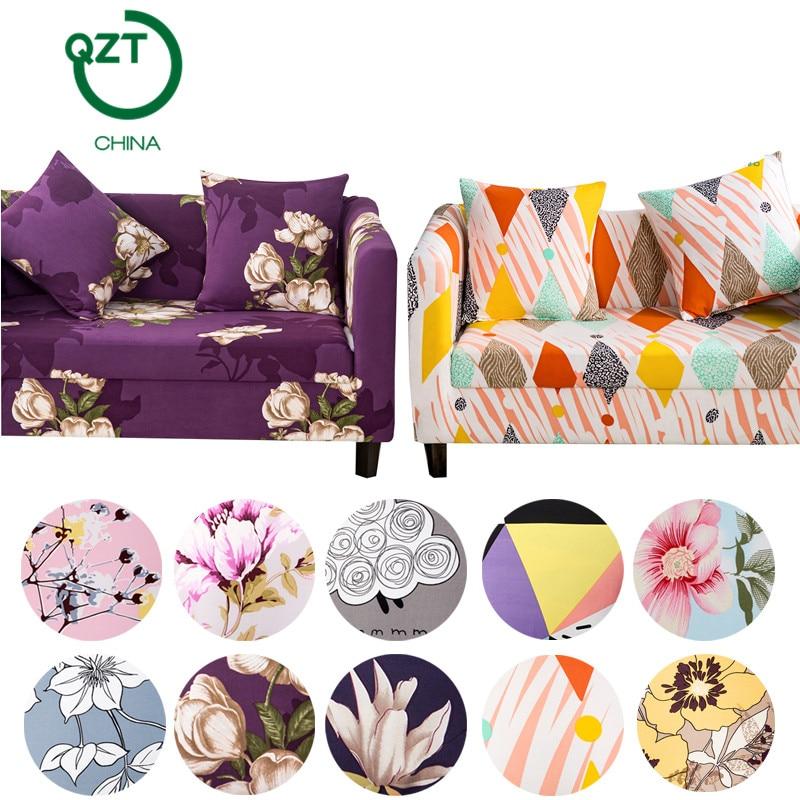 Sillones Coloridos.40 95 Cubierta De Asiento Para El Sofa Y Sillones Colorido Tramo Europeo Tela Suave Sofa De Esquina Universal Protector Cubiertas Para Muebles Sofa