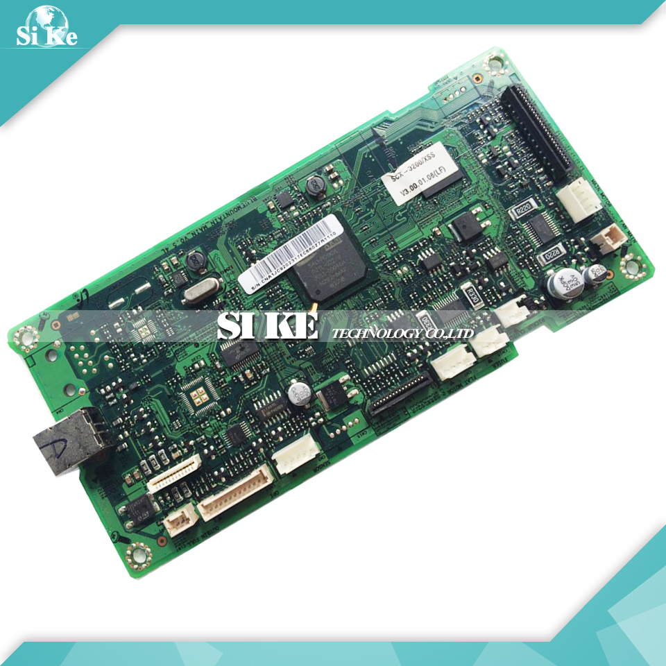 где купить  Laser Printer Main Board For Samsung SCX-3200 SCX-3201 SCX-3208 SCX 3200 3201 3208 Formatter Board Mainboard Logic Board  дешево