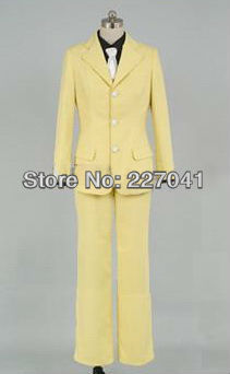 Umineko no Naku Koro Ni GEORGE  Halloween Cosplay Costume Custom made Free Shipping A0184