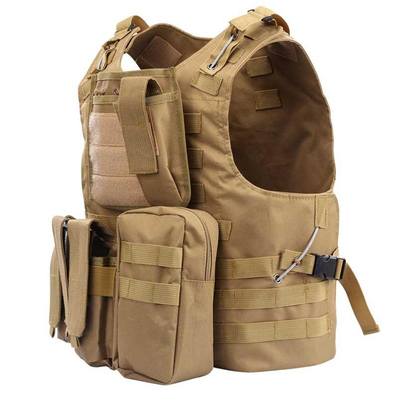 Tactical Vest 7