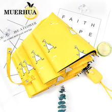 MUERHUA Automatic Women Umbrella Windproof Waterproof Three folding Aluminum Umbrellas Rain Female Men Parasol Children umbrella wholesale glass bottle cutter 3 sets lot bottle diy professional tools